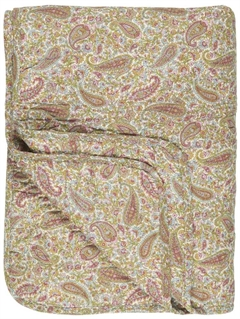 Sommer paisley - quilt