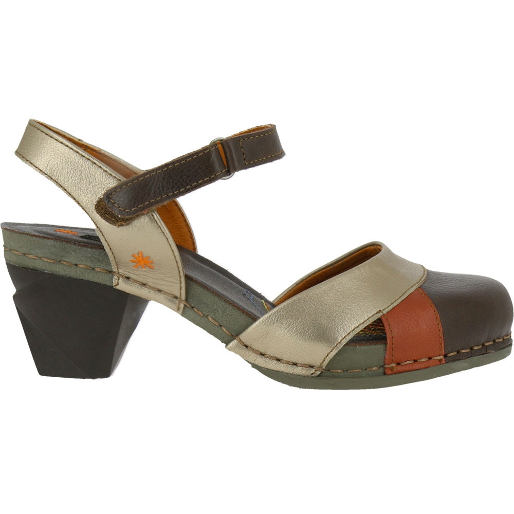 Art Sko sandal - art sko - i enjoy memphis cuero-brown - hæl 6 cm