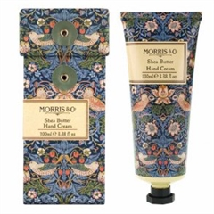 Moris & Co Strawberry Thief Hand Cream - 100 ml