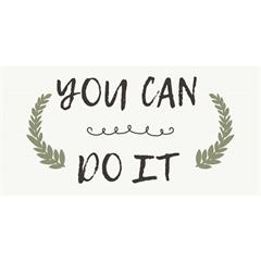 "Magnet - ""You can do it"""