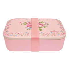 Lunch box Marley pale pink