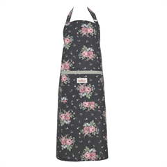 Apron Marley dark grey