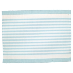Dækkeserviet Greengate Alice stripe pale blue