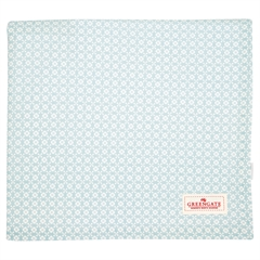 Tablecloth Helle pale blue 130x170cm