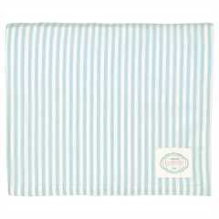 Dug Greengate Alice stripe pale blue 145x250cm