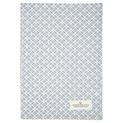 Tea towel Alva white