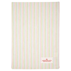 Tea towel Ansley white