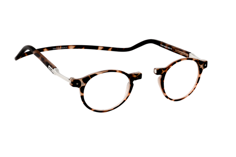 CliC Flex Brooklyn Frosted Tortoise/Black