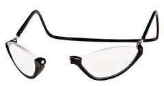 "CliC Basic Black (""Halvbrille"")"