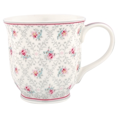Krus GreenGate Daisy pale grey