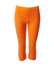 du Milde - Leggings  korte orange