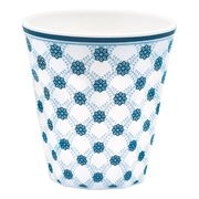 Melamin krus GreenGate Lolly blue