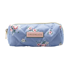 Pouch Nicoline dusty blue