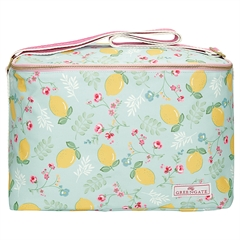 Cooler bag one handle Limona pale blue