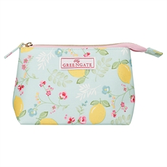 Cosmetic bag Limona pale blue small