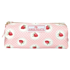 Pouch Strawberry pale pink