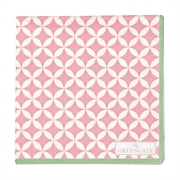 Papirservietter GreenGate Mai peach small