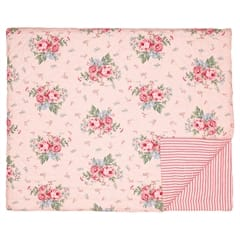 Bed cover Marley pale pink 140x220cm