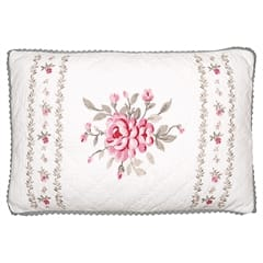 Cushion Flora vintage w/embroidery 40x60cm