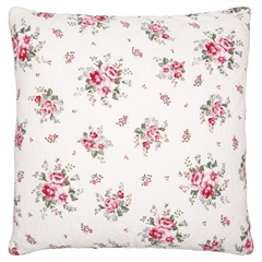 Cushion Elouise white 50x50cm