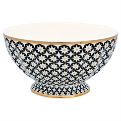 French bowl xlarge Lara gold