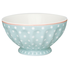French bowl xlarge Spot pale blue
