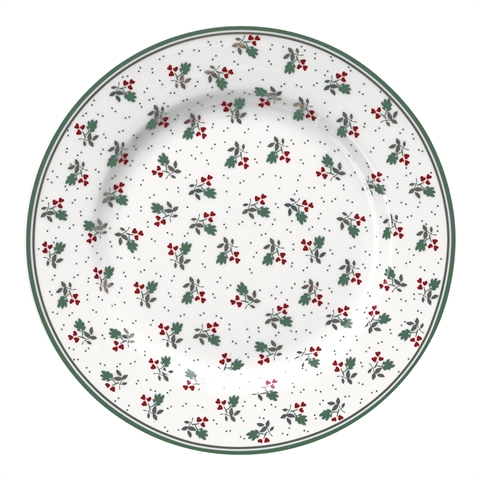 Plate Joselyn white