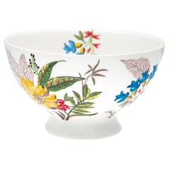 Soup bowl Ellen white