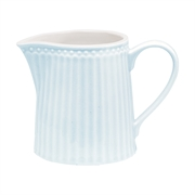 Flødekande GreenGate Alice pale blue