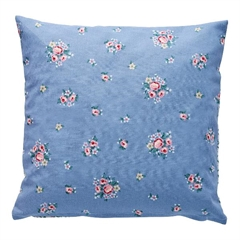 Cushion Nicoline dusty blue - 40x40cm