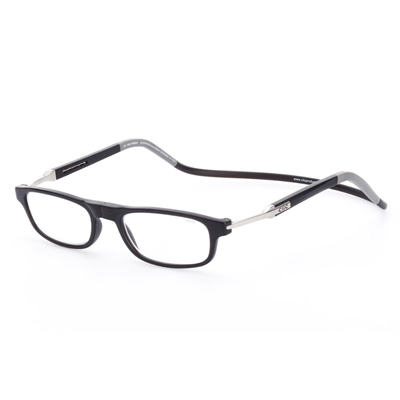 CliC Flex Rectangular Frosted Black/Grey/Black