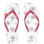 Flip Flop GreenGate Agnes red