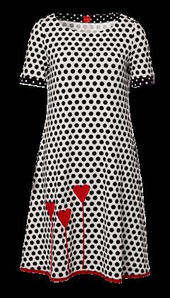 cefcc6647785 Fun Fun Caroline Short Sleeve - du Milde kjole