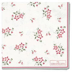 Napkin Avery white small 20pcs
