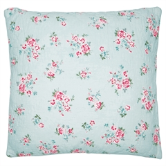 Cushion Sonia pale blue 50x50cm