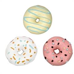 Magnet Donut pastel mix set of 3