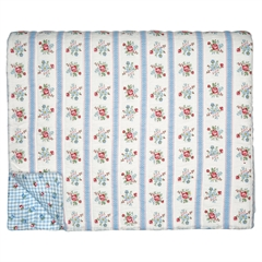 Bed cover Evie white 140x220cm