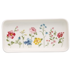 Tray small Thilde white