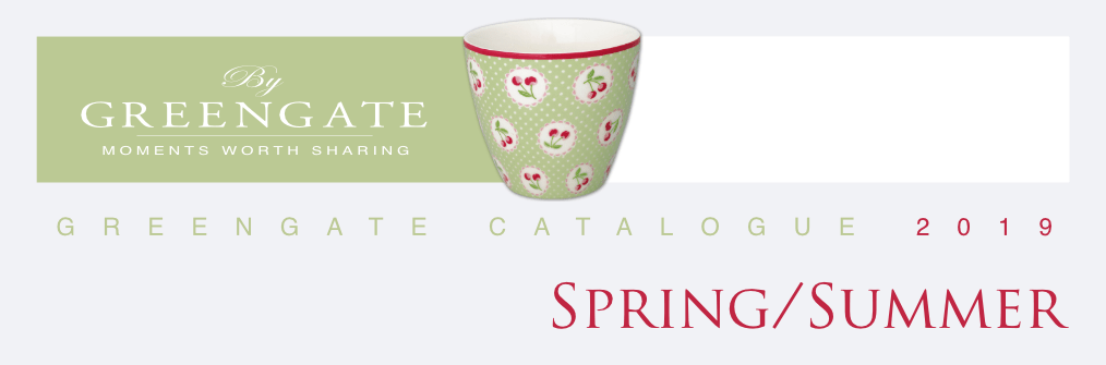 Greengate Spring/Summer 2019