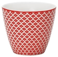Lattekop GreenGate Judy red